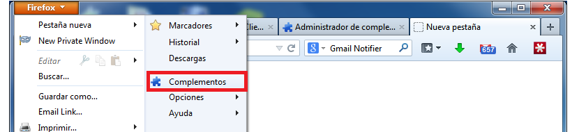 Gmail Notifier 02