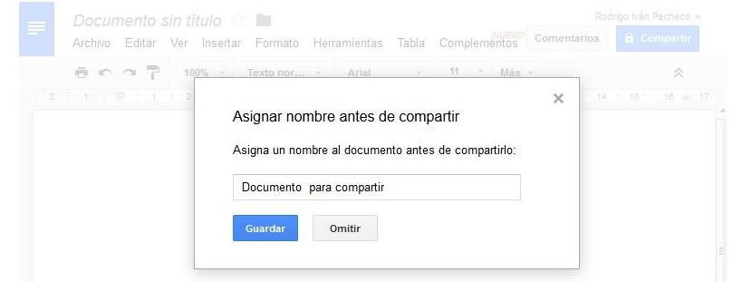 Google Docs en la web 04