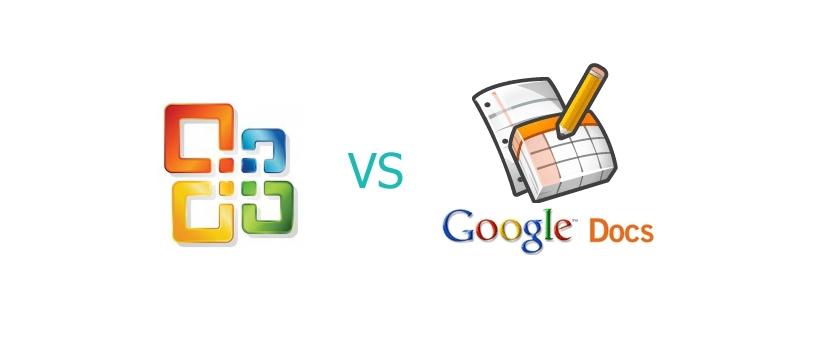Google Docs y Office Online