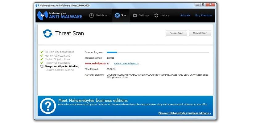 Malwarebytes Anti-Malware 05