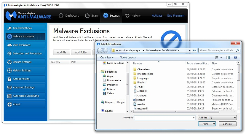 Malwarebytes Anti-Malware 06