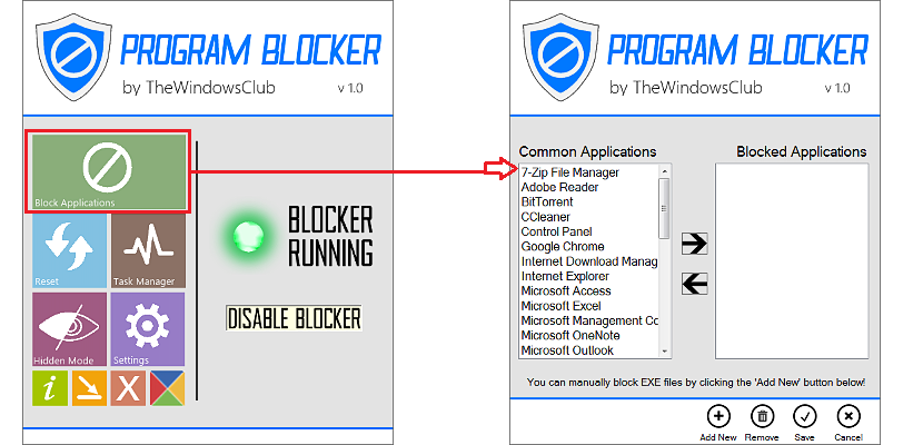 Program Blocker 03
