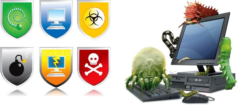 Test de efectividad de Antivirus