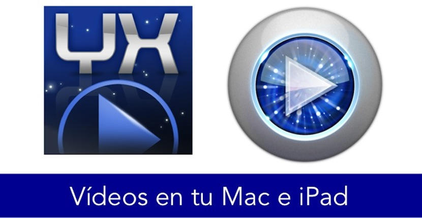 VÍDEOS EN MAC E IPAD