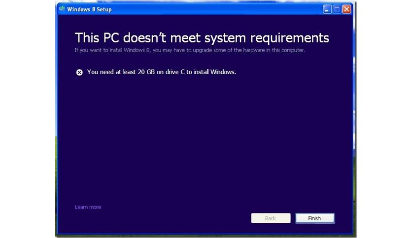 Windows XP a Windows 8.1