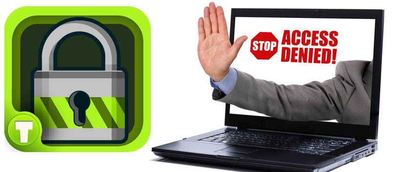 bloquear aplicaciones en Windows