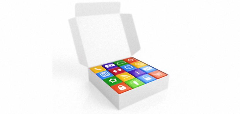 espacio que ocupas las aplicaciones en Windows 8.1