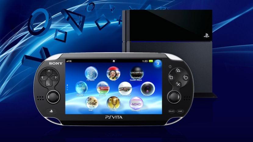 PS Vita PS4