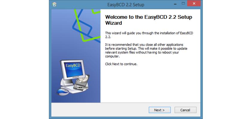 usar EasyBCD para crear un instalador de Windows 02