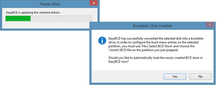 usar EasyBCD para crear un instalador de Windows 05