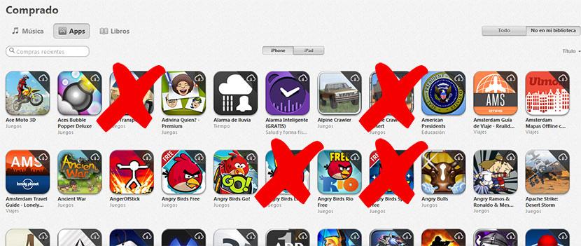 0-Cómo eliminar aplicaciones de la App Store