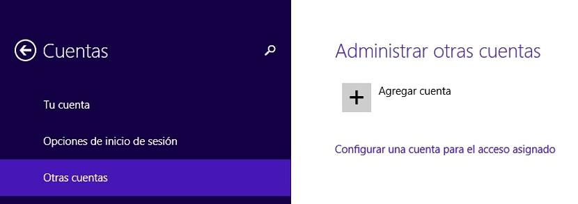 01 Cuentas de Usuario en Windows 8.1