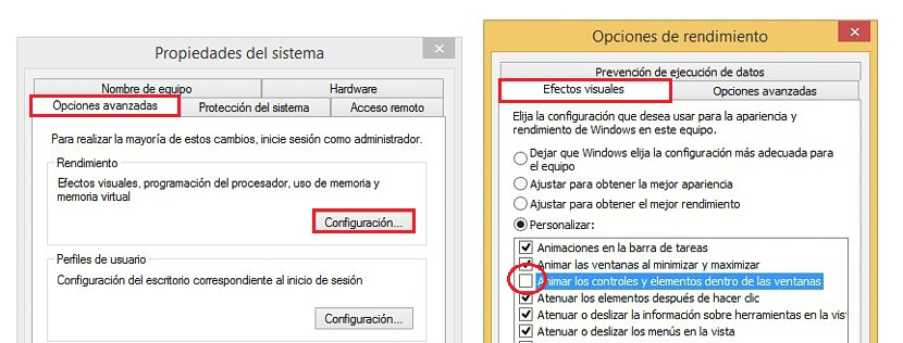 02 azulejos en Windows 8.1