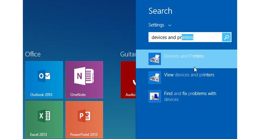 02 impresoras en Windows 8.1