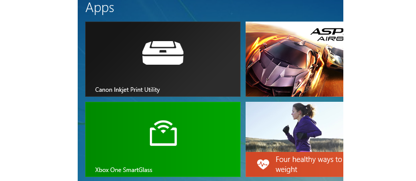 04 impresoras en Windows 8.1