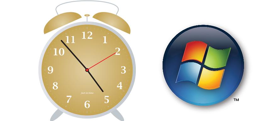 Alarmas en Windows