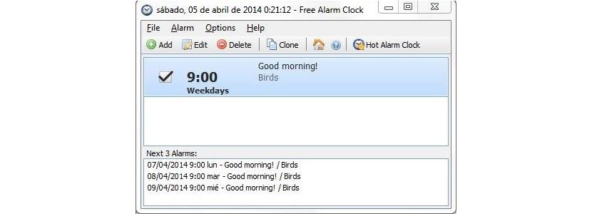 Free Alarm Clock 02
