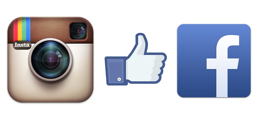 Me gusta de Instagram en Facebook