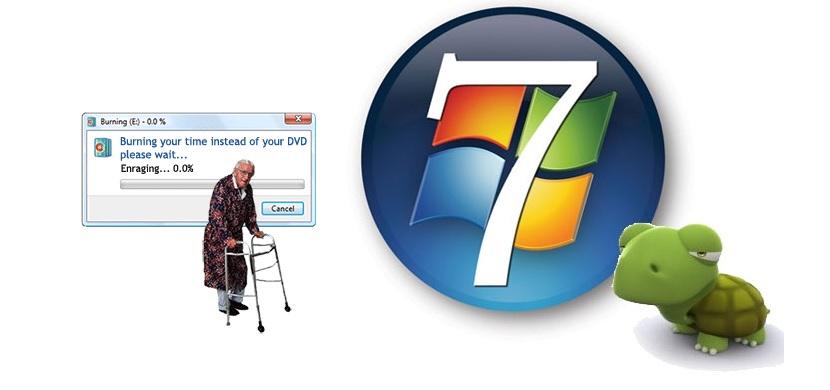 Medir la velocidad de Windows 8.1