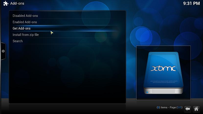 XBMC 03