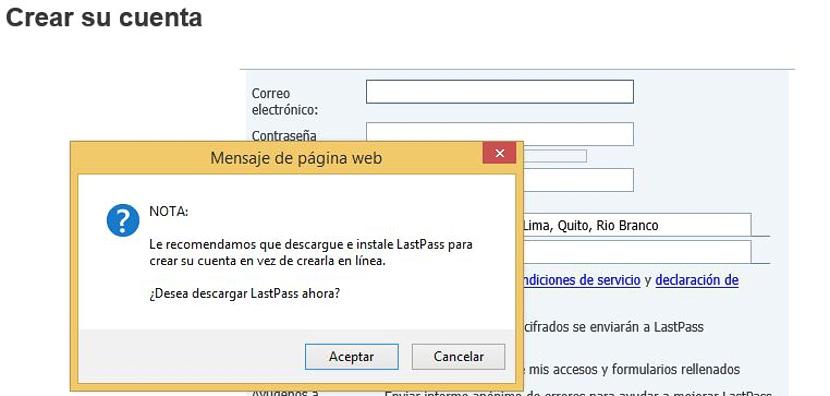 guardar contraseñas con LastPass 01