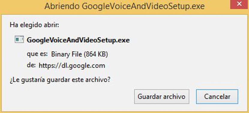 llamadas de voz y video con Gmail 02