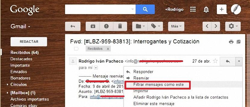 bloquear contacto de gmail 02