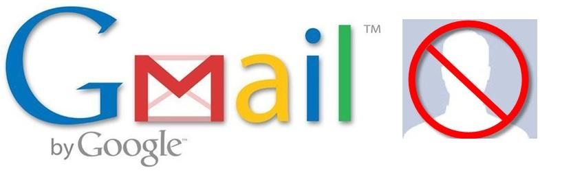 bloquear contacto de gmail
