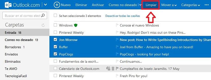 bloquear contactos en Outlook 02