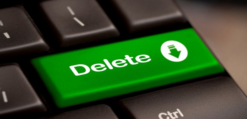 borrar archivos de forma segura