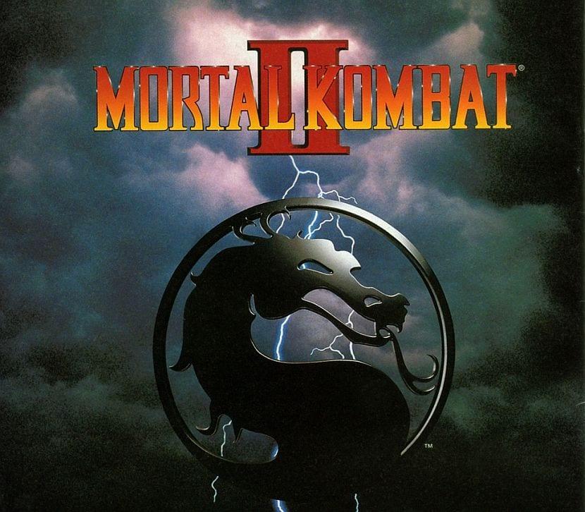 Mortal Kombat II logo