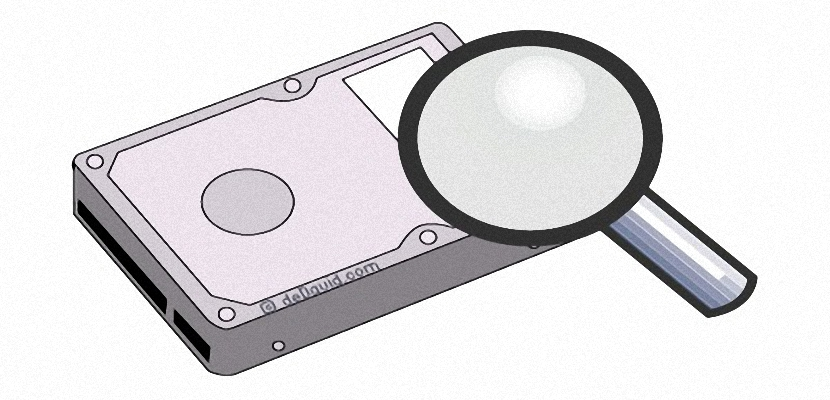 administrar discos y particiones