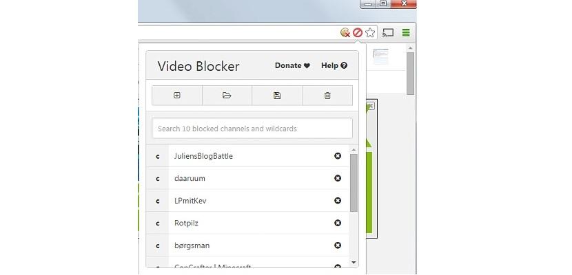 bloquear canales de youtube 01