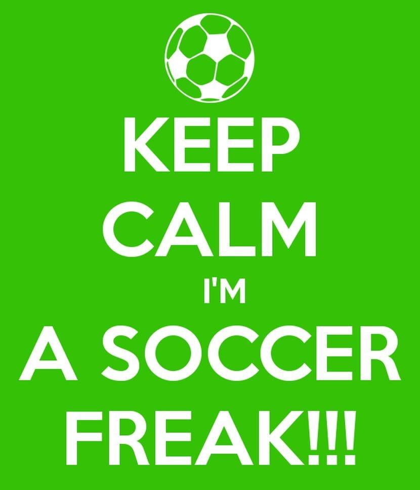 Kee Calm Soccer Freak