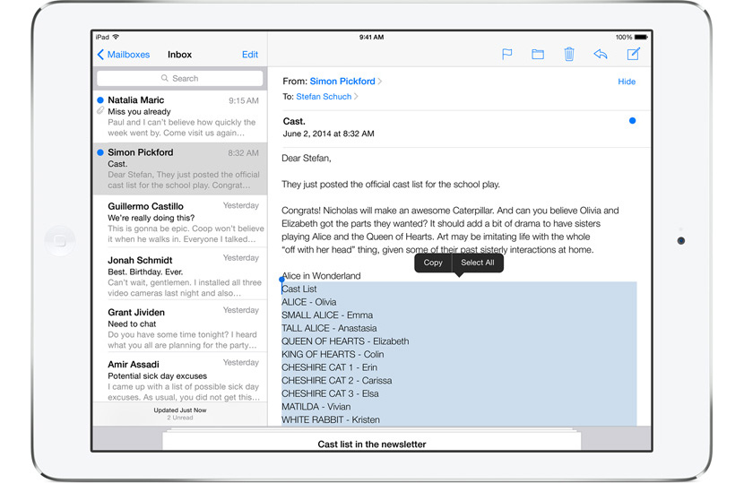 novedades-mail-ios-8