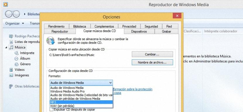 ripear CD de música en Windows 03