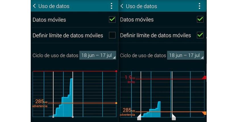 ahorrar en el consumo de datos en Android 02