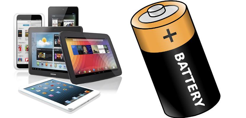 Consejos para ahorrar la batería de nuestros dispositivos móviles