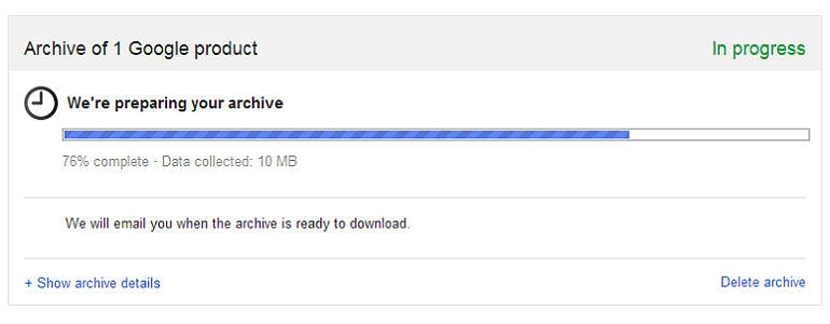 respaldar datos de Google Voice 03