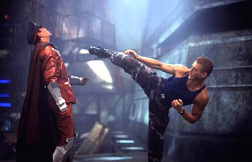 Van Damme en Street Fighter