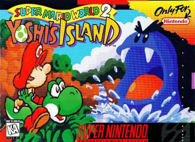 SMW2 Yoshi's Island