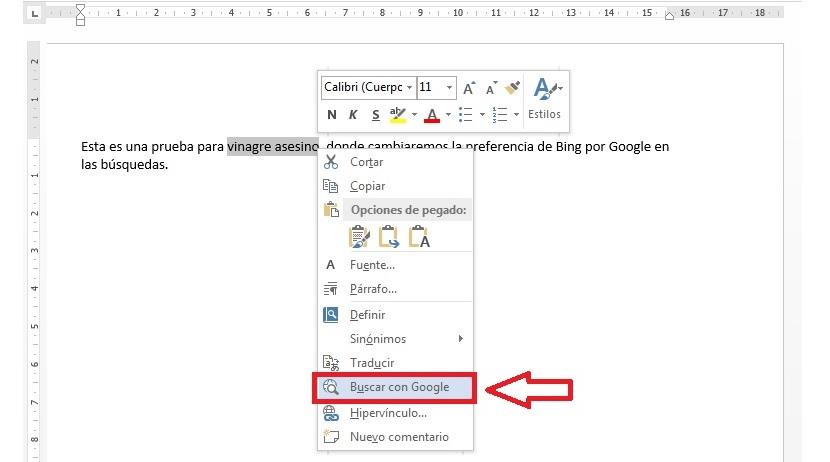 busquedas con Google en MSWord 05