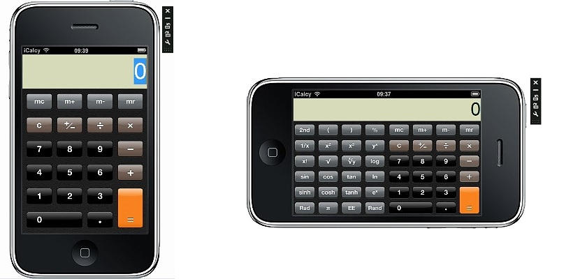 calculadora iOS para Windows 2