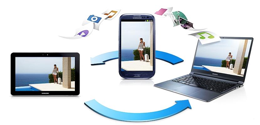 compartir archivos por WiFi