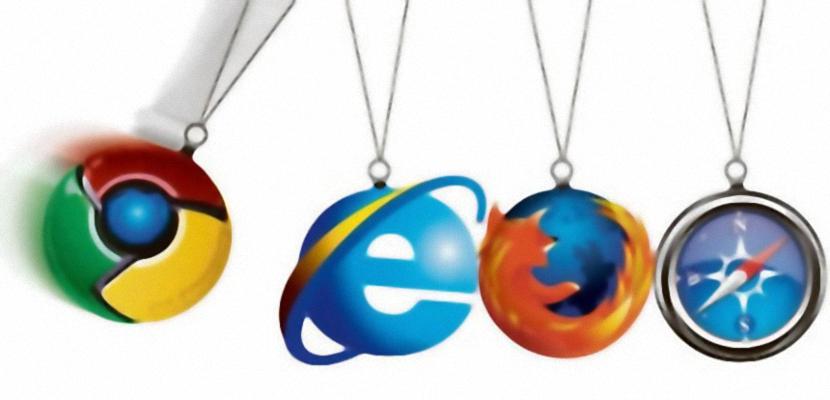 estado de fabrica de navegadores de Internet