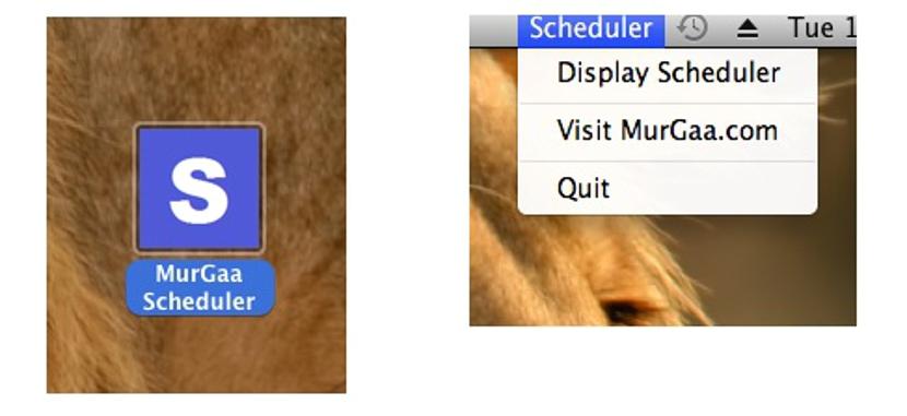 programar tareas en Mac OS X