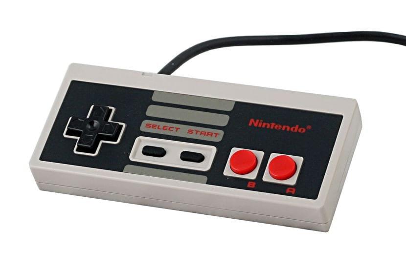 Nintendo NES mando