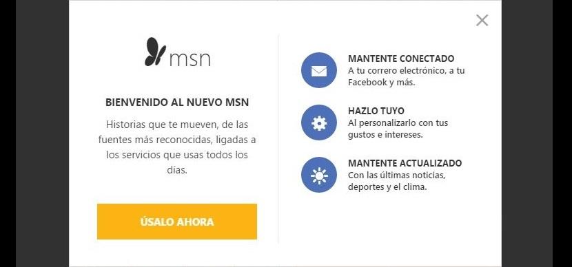 Vista previa de MSN 01