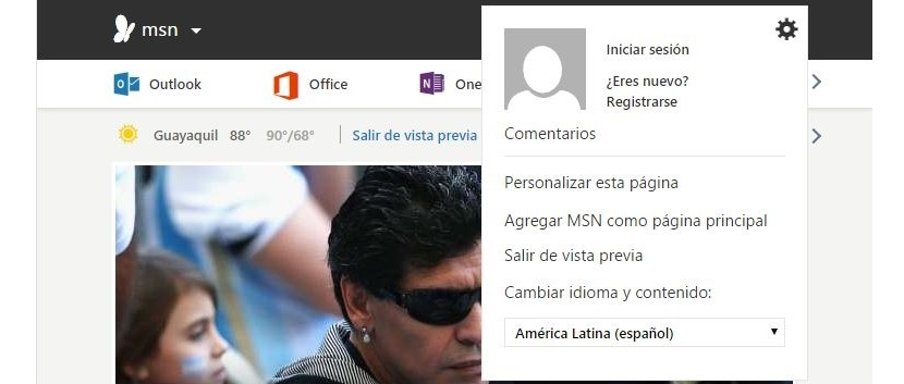Vista previa de MSN 03