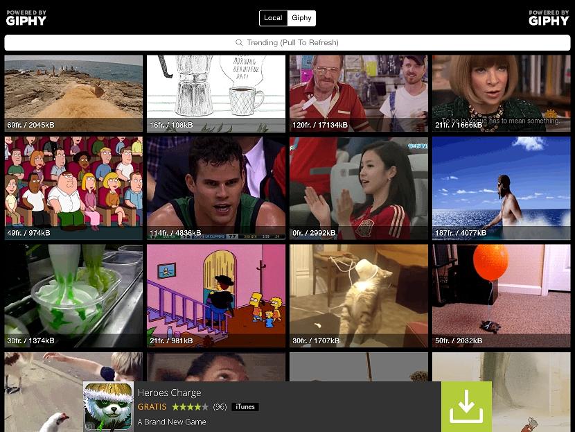 crear un Gif animado en el iPad 03